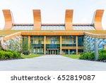 nottingham  uk   june 4  gsk...   Shutterstock . vector #652819087