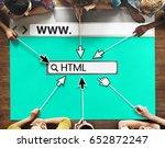 html website design coding...