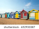 Colorful Beach House At...