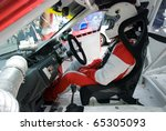 Interior Of Touring Car For...