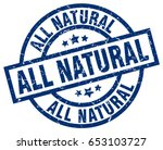 all natural blue round grunge... | Shutterstock .eps vector #653103727