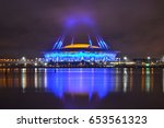 st. petersburg  russia  march... | Shutterstock . vector #653561323