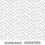 abstract geometric pattern with ... | Shutterstock . vector #653567053
