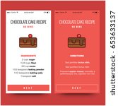 chocolate cake recipe app for...
