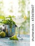 Fresh Classic Lime Margarita...