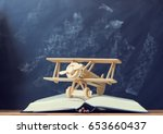 Small photo of education planner concept Airline Business