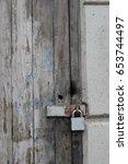 wood texture | Shutterstock . vector #653744497