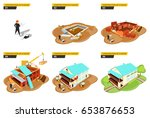 vector illustration of a... | Shutterstock .eps vector #653876653