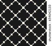 vector seamless pattern ... | Shutterstock .eps vector #654042133