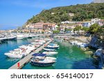 at maratea on 06 04 2017   the... | Shutterstock . vector #654140017