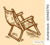 vector linear illustration of...   Shutterstock .eps vector #654465793