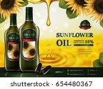 Sunflower Oil Contained In...