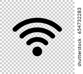 wifi icon isolated on