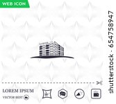company logo lorem ipsum | Shutterstock .eps vector #654758947