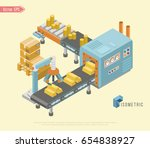 vector illustration of... | Shutterstock .eps vector #654838927