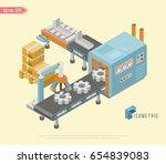 vector illustration of... | Shutterstock .eps vector #654839083