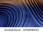 colorful ripple background | Shutterstock . vector #654898453