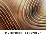 colorful ripple background | Shutterstock . vector #654898537