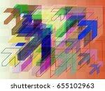 navigation texture pattern   Shutterstock .eps vector #655102963