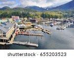 Ketchikan Marina  Alaska ...