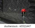 Vietnam War Memorial In...