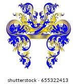 mantling | Shutterstock .eps vector #655322413