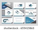 layout brochure design ... | Shutterstock .eps vector #655415863