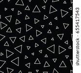 minimal graphic geometric... | Shutterstock .eps vector #655417543