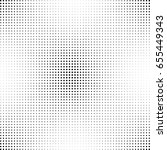 halftone dotted background.... | Shutterstock . vector #655449343