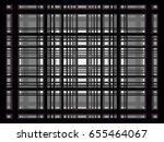 white 3d rectangle background | Shutterstock .eps vector #655464067
