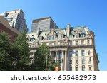 Chambers Street  New York City...