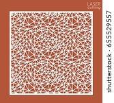 ornamental panels template for... | Shutterstock .eps vector #655529557