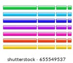 set icon sing 3d illustration... | Shutterstock . vector #655549537