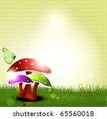 artistic vector landscpae design | Shutterstock .eps vector #65560018