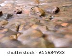 water and stone background | Shutterstock . vector #655684933