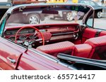 Old Car Show In Bangkok...