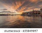 rovinj  croatioa  september 24  ...   Shutterstock . vector #655849897
