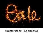 Sparkling Inscription Of
