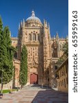 Salamanca  Spain   October ...