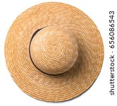 Pretty Beautiful Straw Hat Wit...