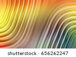 colorful ripple background | Shutterstock . vector #656262247
