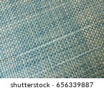 plastic mats pattern background ... | Shutterstock . vector #656339887