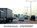 bangkok thailand march 25  ... | Shutterstock . vector #656500087