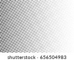 abstract halftone dotted...   Shutterstock .eps vector #656504983
