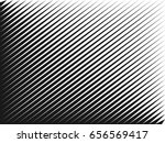halftone diagonal stripes... | Shutterstock .eps vector #656569417