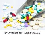 medicines. pills and capsules