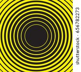 yellow and black radial... | Shutterstock .eps vector #656782273