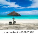 turks and caicos | Shutterstock . vector #656809933
