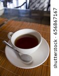 coffee time | Shutterstock . vector #656867167
