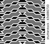 seamless surface pattern design ...   Shutterstock .eps vector #656880733